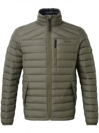 Mens Prime Down Jacket Green