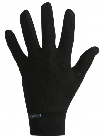 Kids Gloves Warm Gloves Black