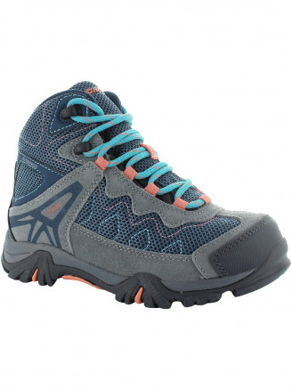 Kids Hi-tec Astro Hike Wp Jrg Grey