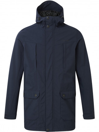 Mens Rother Milatex Jacket Blue