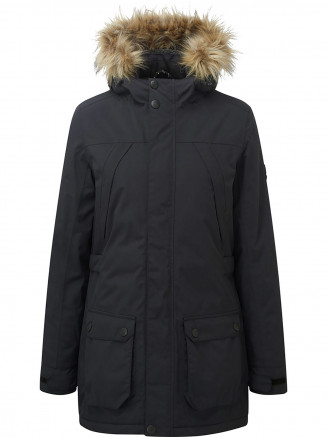 Womens Superior Milatex Jacket Black