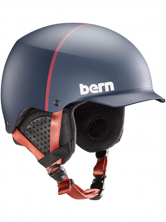 Mens Baker Helmet With Liner Grey