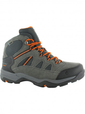 Mens Hi-tec Bandera Ii Wp Grey