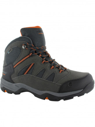 Mens Hi-tec Bandera Ii Wp Wide Grey
