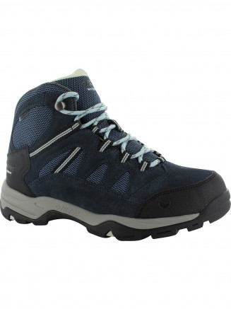 Womens Hi-tec Bandera Ii Wp Blue