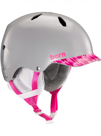 Boys Bandito Helmet With Liner Grey