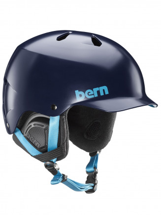 Mens Watts Eps Helmet With Liner Blue