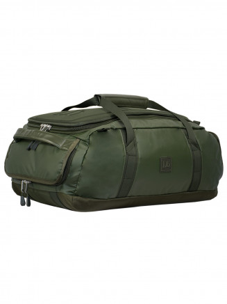 Mens Womens The Carryall 65 Litre Green
