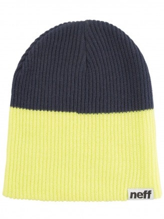 Mens Womens Duo Beanie Green