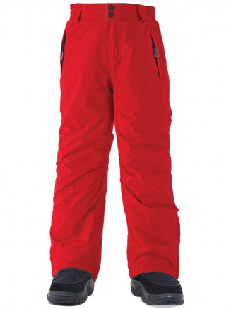 Boys Fidget Surftex Pant Red