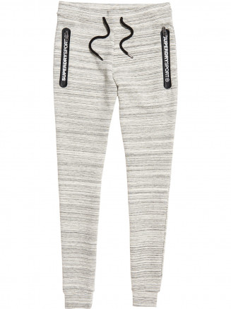 Womens Sport Gym Tech Luxe Jogger Grey