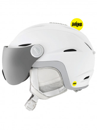 Womens Essence Mips Helmet White