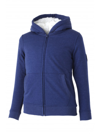 Boys Graze Sheep Hoody Blue