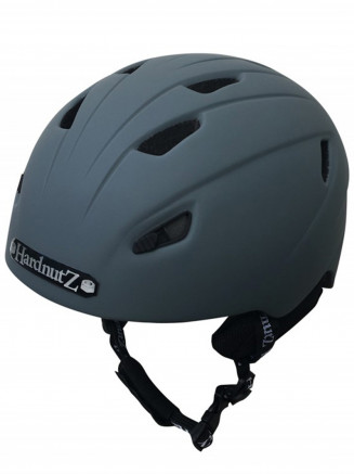 In-Mould Ski & Snowboard Helmet Grey