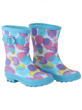 Boys Always Fun Wellington Boot Multi