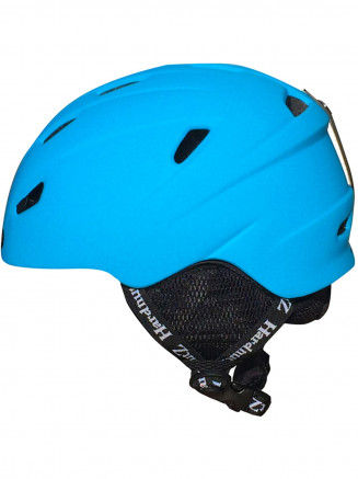 In-Mould Ski & Snowboard Helmet Blue