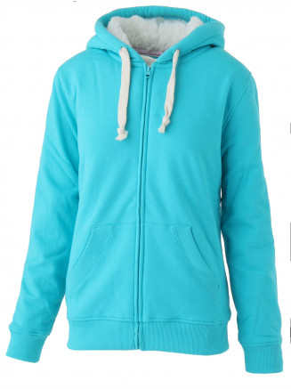 Womens Flow Sheep Hoody Blue