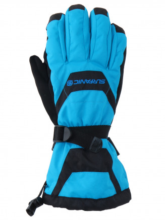 Mens Force Ski Glove Blue