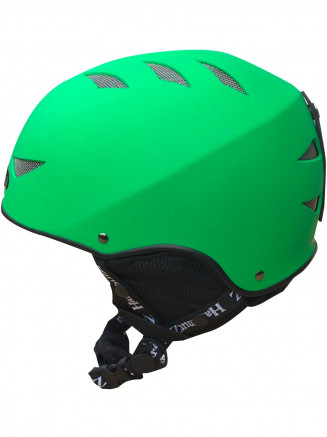 Ski & Snowboard Helmet Adults and Kids Green