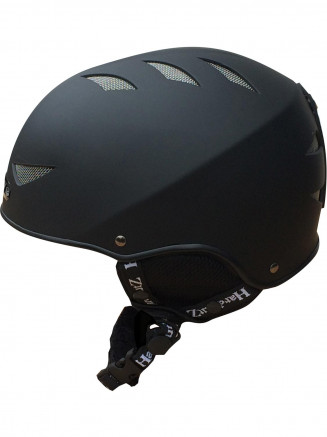 Ski & Snowboard Helmet Adults and Kids Black