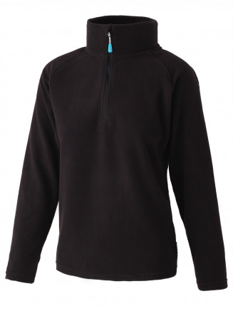 Womens Dill Micro Fleece Black