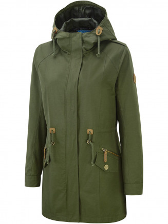 Womens Missy Surftex Jacket Green