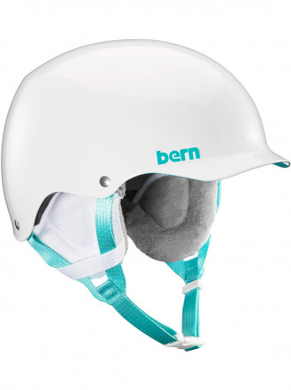 Womens Team Muse Helmet White