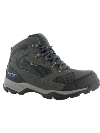 Womens Hi-tec Storm Wp Boot Grey