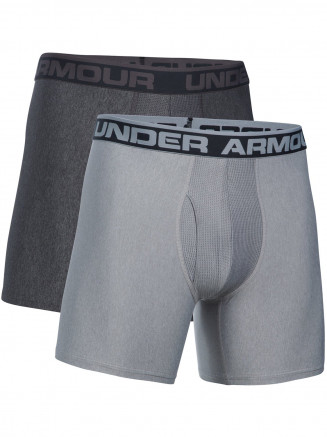"Mens O Series 6"" Boxerjock Grey"