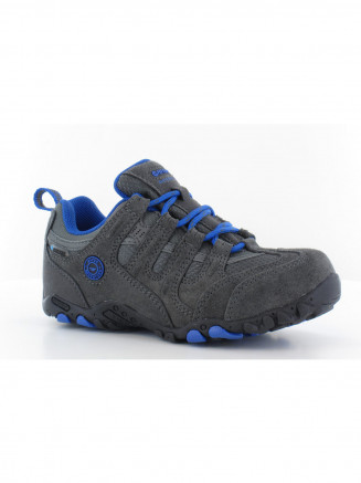 Kids Hi-tec Quadra Classic Wp Jr Grey
