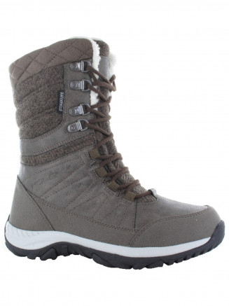 Womens Hi-tec Riva Waterproof Neutral