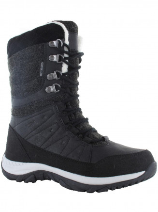 Womens Hi-tec Riva Waterproof Black