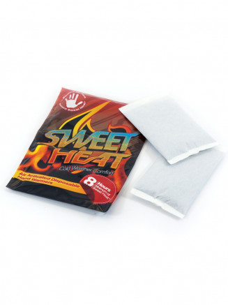 Mens Womens Hand Warmers Single No Colour