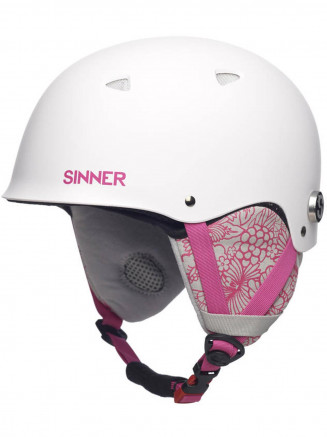 Womens The Magic Helmet White