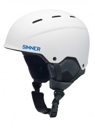 Mens Womens Typhoon Helmet White