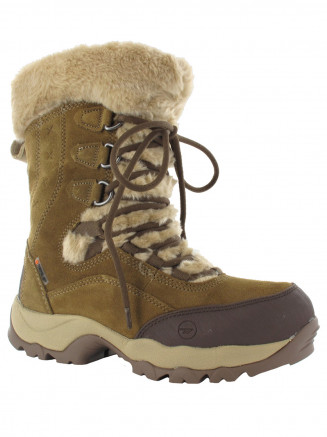 Womens St.Moritz 200 WP (Waterproof) II Boots Brown