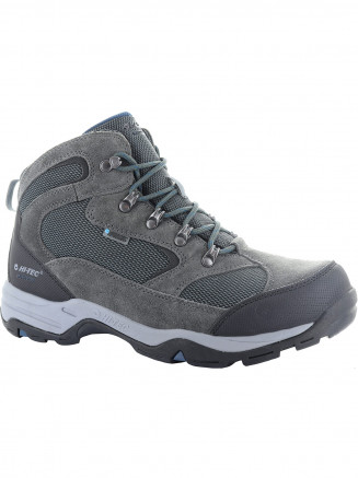 Mens Hi-tec Storm Wp Grey
