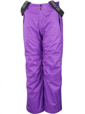 Purple Kink Mini Herringbone Boys Ski Pants 28fc7f6b1
