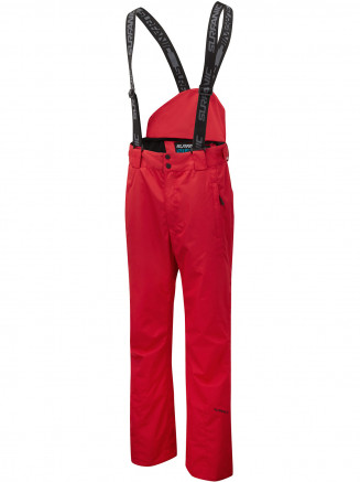 Mens Park Surftex Pant Red