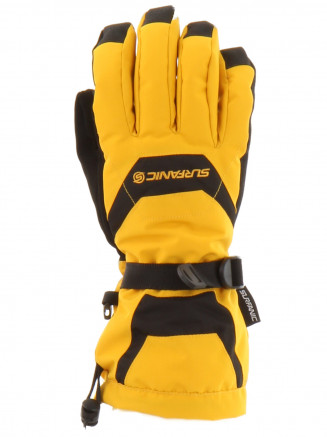 Mens Force Surftex Glove Yellow