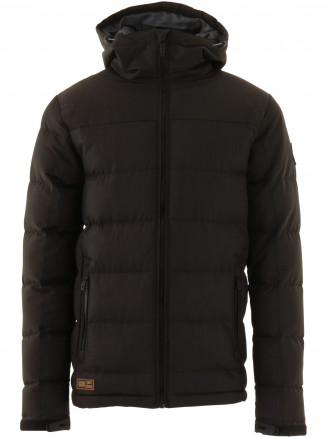 Mens Fjord Jacket Black