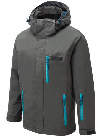 Mens Ammo Surftex Jacket Grey