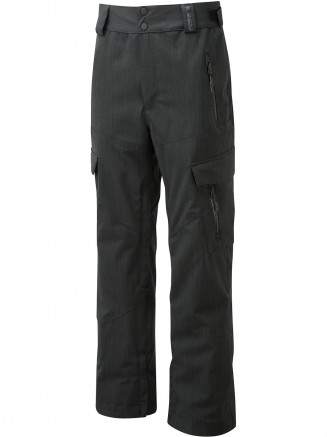 Mens Hellion Surftex Pant Black