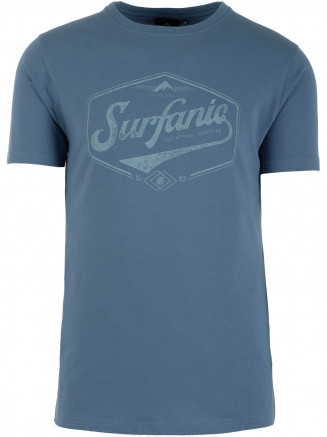 Mens Vintage T-shirt Blue