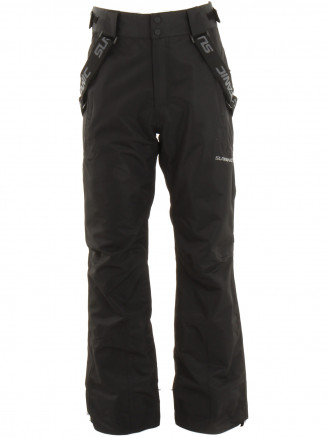 Mens Control Surftex Pant Black 3XL - 5XL