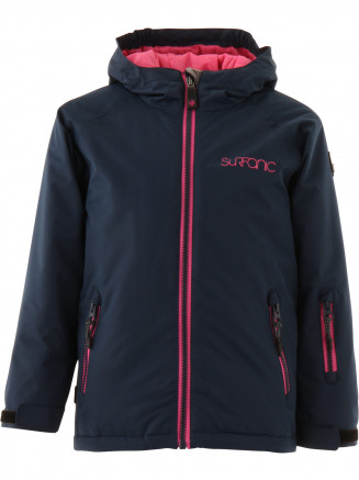 Girls Unity Surftex Jacket Blue