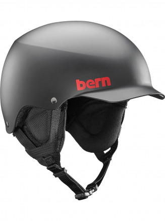 Mens Team Baker Helmet Black