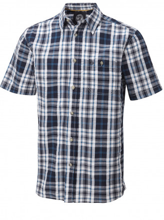 Mens Avon II Shirt Blue