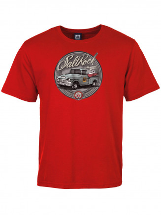Mens Woody Tee Red