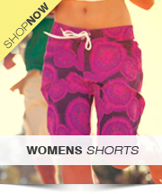 Ladies Summer Shorts